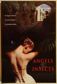 f034 ANGELS & INSECTS one-sheet movie poster '95 Philip Haas, Mark Rylance