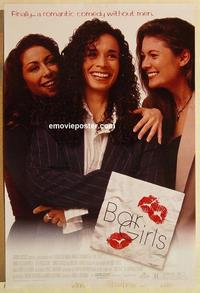 f053 BAR GIRLS one-sheet movie poster '94 Marita Giovanni, lesbian comedy!
