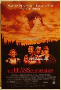 f067 BEANS OF EGYPT MAINE one-sheet movie poster '94 Rutger Hauer, Lynch