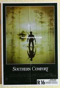a064 SOUTHERN COMFORT English one-sheet movie poster '81 Walter Hill