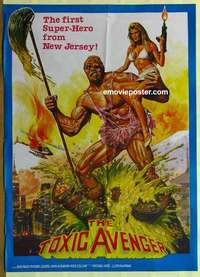 The toxic avenger celebrity movie archive
