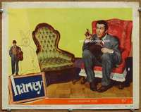 m021 HARVEY movie lobby card #7 '50 James Stewart & invisible rabbit!