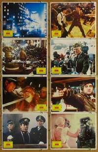 p079 1941 8 movie lobby cards '79 Steven Spielberg, John Belushi
