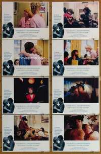 p095 ALICE DOESN'T LIVE HERE ANYMORE 8 movie lobby cards '75 Scorsese