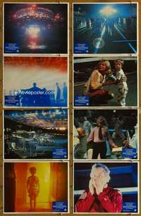p155 CLOSE ENCOUNTERS OF THE THIRD KIND S.E. 8 movie lobby cards '80