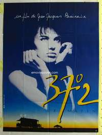 k065 BETTY BLUE French one-panel movie poster '86 Jean-Jacques Beineix