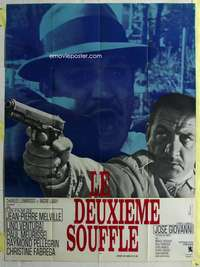k058 ARMY OF SHADOWS French one-panel movie poster '69 Jean-Pierre Melville