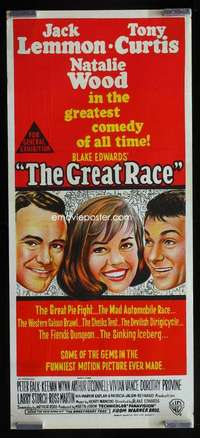 The Great Race Movie Poster