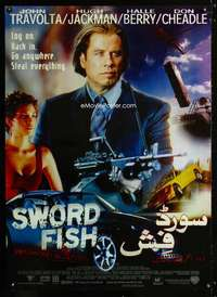 Movie poster swordfish