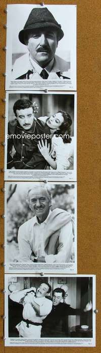 s066 TRAIL OF THE PINK PANTHER 19 8x10 movie stills '82 Peter Sellers