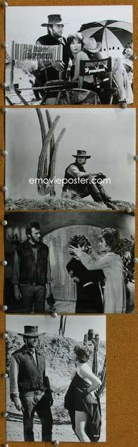 s038 TWO MULES FOR SISTER SARA 28 7.5x9.5 movie stills '70 Eastwood