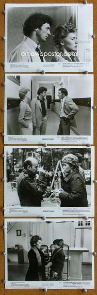s388 WITHOUT A TRACE 6 8x10 movie stills '83 Kate Nelligan, Hirsch