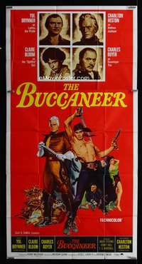 The Buccaneer 1958  IMDb