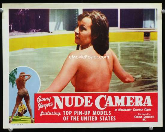 Bunny Yeager s Nude Camera movie
