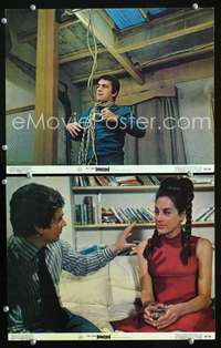 z090 BEDAZZLED 2 color movie 11x14 stills '68 Dudley Moore, Bron