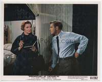 d023 BREAKFAST AT TIFFANY'S color 8x10 movie still '61 Peppard, Neal