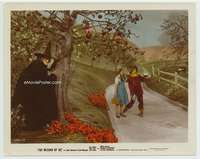 d011 WIZARD OF OZ color glos movie 8x10 still '39 Wicked Witch!