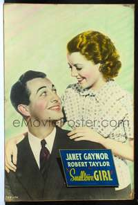 f028 SMALL TOWN GIRL Forty by Sixty movie poster '36 Janet Gaynor, Taylor