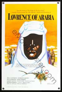 f038 LAWRENCE OF ARABIA S2 re-creation one-sheet movie poster 2001 O'Toole