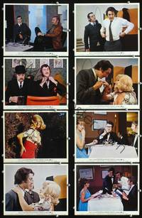 y002 AND NOW FOR SOMETHING COMPLETELY DIFFERENT 8 English Front of House movie lobby cards '71