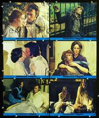 y329 BEGUILED 6 color 8x10 movie stills '71 Clint Eastwood, Page
