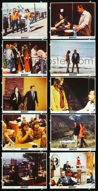 y072 BREEZY 10 color 8x10 movie stills '74 Clint Eastwood, Holden