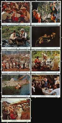 y081 PAINT YOUR WAGON 9 color 8x10 movie stills '69 Clint Eastwood