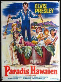 paradis hawaïen film 1966