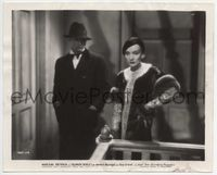 1b005 BLONDE VENUS 8x10 '32 great 2-shot image of Cary Grant & Marlene Dietrich in coolest outfit!