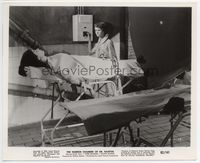 2d072 EYES WITHOUT A FACE 8x10 '62 girl on operating table in the Horror Champber of Dr. Faustus!