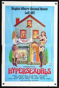 Hypersexuals movie
