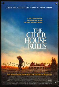 the cider house rules 2 essay Database of free english literature essays - we have thousands of free essays across a wide range of subject areas sample english literature essays | page 62 the cider house rules english literature essay the cider house rules, by john irving, is the tale of homer wells.