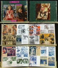 1920s and 1930s scrapbook activity