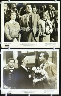 3y254 ABSENT-MINDED PROFESSOR 2 8x10s '61 Wald Disney, Flubber, Fred MacMurray in the title role!