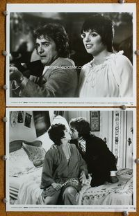 3y277 ARTHUR 2 8x10 stills '81 great close-up movie stills of Dudley Moore, Liza Minnelli!