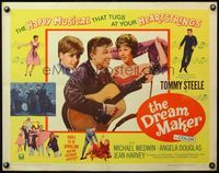 4v632 DREAM MAKER 1/2sh '64 Tommy Steele, Michael Medwin, Don Sharp, English musical!