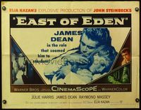 4v635 EAST OF EDEN 1/2sh R57 first James Dean, Julie Harris, John Steinbeck, directed by Elia Kazan