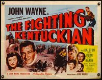 4v650 FIGHTING KENTUCKIAN 1/2sh R55 rougher, tougher & more romantic John Wayne + Oliver Hardy!
