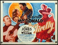4v653 FIREFLY 1/2sh R62 Jeanette MacDonald, Allan Jones playing guitar, Warren William