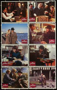 5h009 84 CHARING CROSS ROAD 8 LCs '87 Anthony Hopkins, Anne Bancroft, Judi Dench!