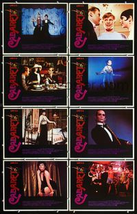 5h079 CABARET 8 LCs '72 singing & dancing Liza Minnelli in Nazi Germany, Bob Fosse directed!