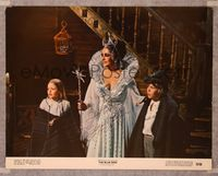 6f004 BLUE BIRD signed color 11x14 still '76 by Liz Taylor & Todd Lookinland, who are w/Patsy Kensit