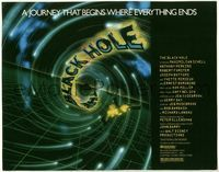 6f077 BLACK HOLE TC '79 Walt Disney, a journey that begins where everything ends!