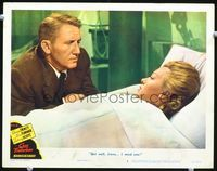 6f360 CASS TIMBERLANE LC #3 '48 Spencer Tracy tells Lana Turner in hospital bed that he needs her!
