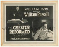 6f094 CHEATER REFORMED TC '21 William Russell plays twin brothers, a minister, and a crook!