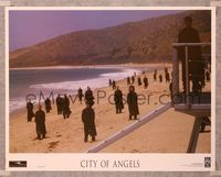 6f376 CITY OF ANGELS LC '98 based on Wings of Desire, cool image of many dead people on beach!