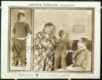 6f387 DADDY LC '23 Jackie Coogan tells adults he cut down old pants so they fit fine!