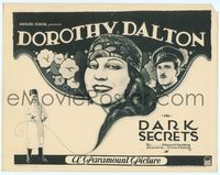 6f102 DARK SECRETS TC '23 Dorothy Dalton's paralysis is cured by Egyptian doctor Jose Ruben!