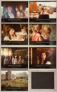 7m063 BARRY LYNDON 7 set 1 Ital/US LCs '75 Stanley Kubrick, Ryan O'Neal, romantic war melodrama!