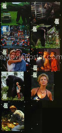 7m039 MIGHTY JOE YOUNG 9 LCs '98 Charlize Theron, Bill Paxton & giant ape!
